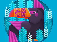 Toucan (kinda)