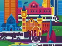 Transperth Tourist book Cover