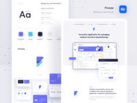 Finezjo - Behance Case Study
