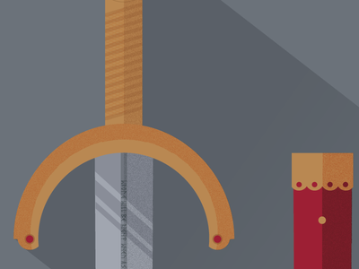 Peter's Gifts #7 sword hilt aslan narnia peter