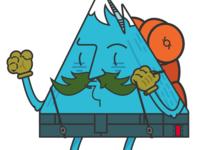 Mr. Mountain Man #4
