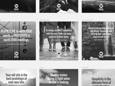 Social media quote template by daniel schutzsmith dribbble social media quote template maxwellsz