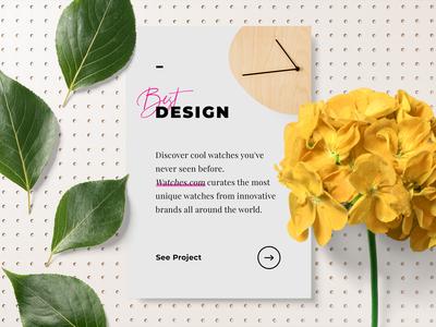 Pinterest Template Design