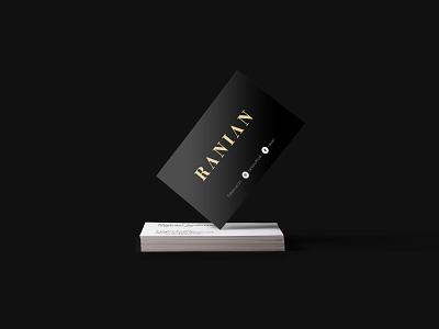 Luxury Business Card luxury business card