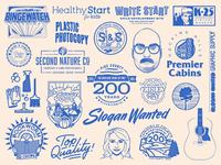 Lettering/Branding Roundup 2