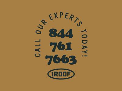 1ROOF Phone Swag vector type swag magic logo lockup illustration design brave little beast branding agency branding
