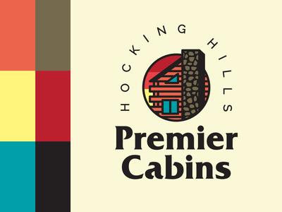 Hocking Hills Premier Cabins Logo