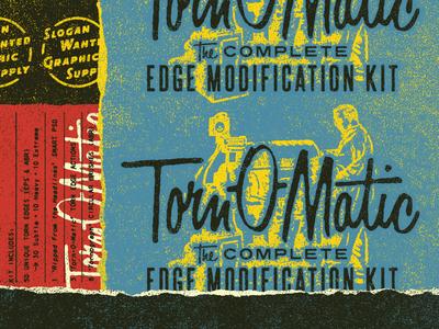 Torn-O-Matic | Edge Modification Kit