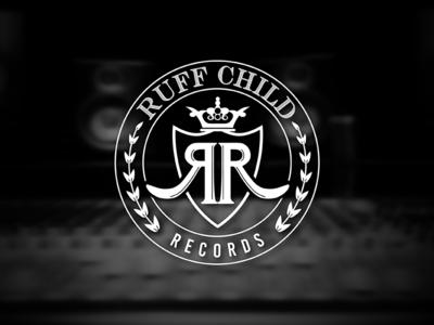 Ruff Child Record Logo - Stamp