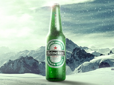 3D Heineken