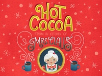 Hot Cocoa From The Kitchen Of Mrs. Claus