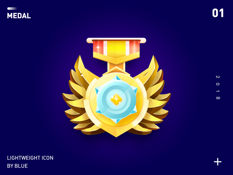 Medal icon texture lightweight icon