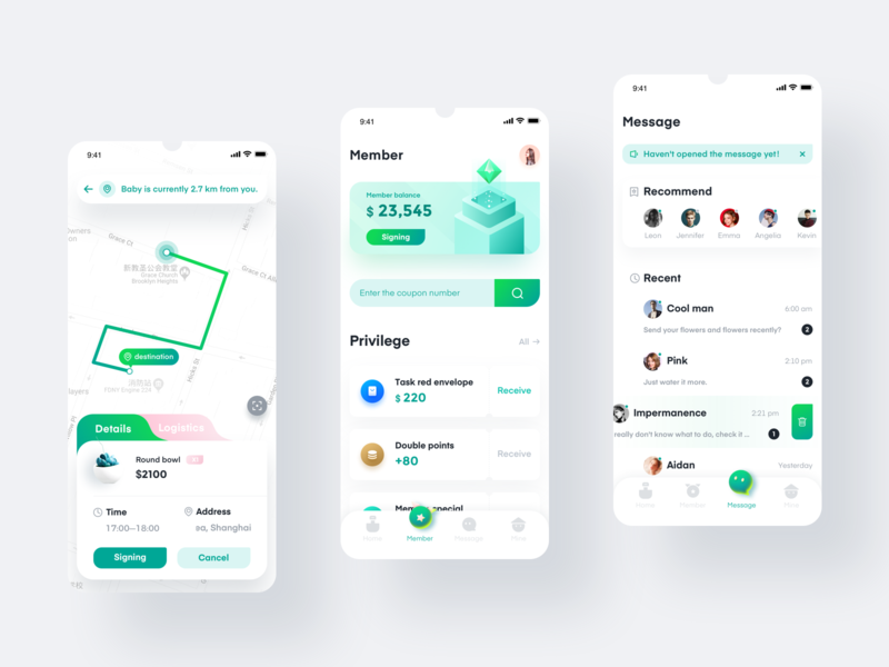 Plant Delivery APP-2