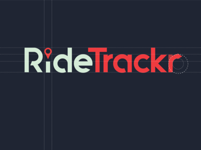 RideTrackr Logo