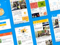 REschool iOS App for Parents