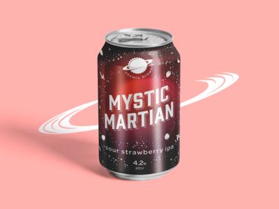 Cosmic Brewery - Mystic Martian