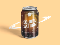 Cosmic Brewery - Soured Saturn