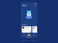 Pet Club2 animation illustration adobe aftereffects logo web app ux design ue ui