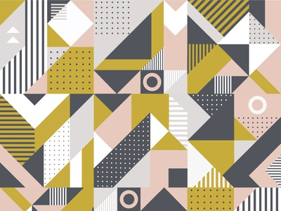 Pattern Day 05 ui design designer color gold grey vector ui texture shapes pattern modern graphicdesign geometry design branding artwork art abstact
