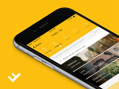 Fravel. Trip Planning Mate prototype concept sketch axure app application travel ios mobile ux ui