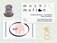 Mochi Card