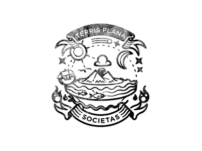 Flat Earth Society geocentrism world map conspiracy lizard men chemtrail society secret warning global disc earth flat