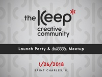 The Keep Launch Party & Dribbble Meetup