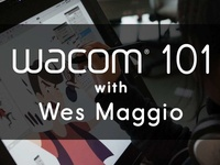 Wacom 101 workshop
