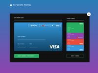 Add new card | UI design