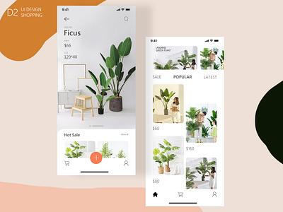 Day2 illustration app design ui