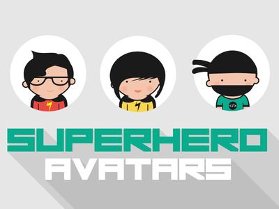 Superhero Avatars
