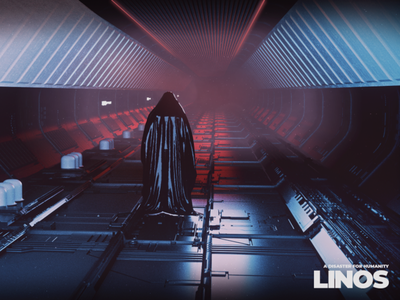LINOS - A disaster for humanity octane concept 3d cinema4d