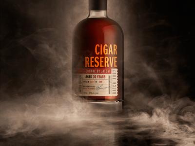 Jatone Cigar Reserve Key Visual
