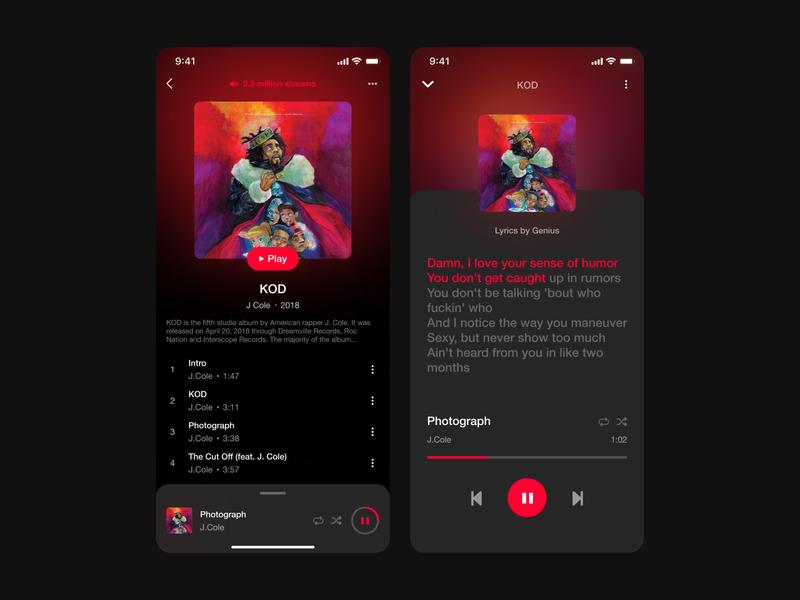 Listen to Music on Instagram artists music