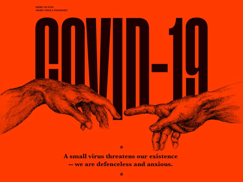 The Creation of the End covid-19 corona virus