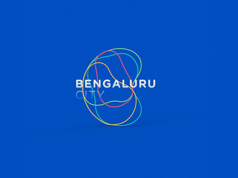 City Identity : Bengaluru City branding logo city branding identity city cityidentity citylogo