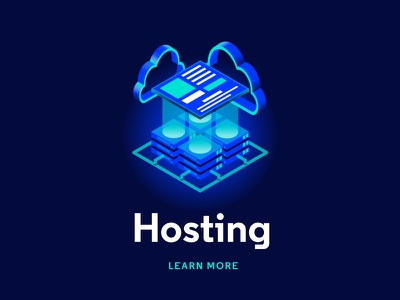 Hosting Icon php drupal icon hosting