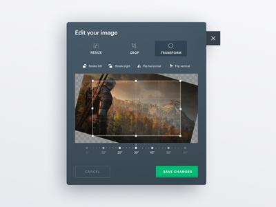 Image Editor Mini