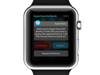 Apple Watch Extension - Apple Store