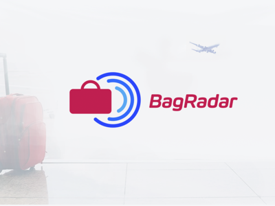 Logo for a baggage finding service
