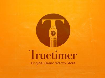 Truetimer - Naming & Logo for a Watch Store