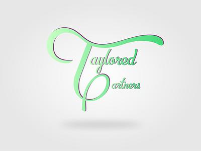 Logotype for recruitment company ilja2z calligraphy partners recruitment logotype