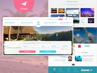 Travel and Tour Booking Website