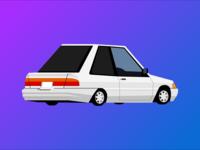 Ford Escort LX