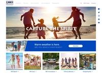 RIO Brands Ecommerce Website Redesign