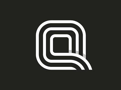 36 days of type ~ 17/36 ~ Q vector art illustrator icondesign lineicon icon vector q monogram q logo monogram logo 36daysoftype07 36daysoftype typography type