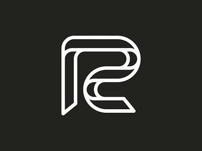 36 days of type ~ 18/36 ~ R vector-art icondesign lineicon illustrator icon vector r logo monogram logo 36daysoftype07 36daysoftype typography type