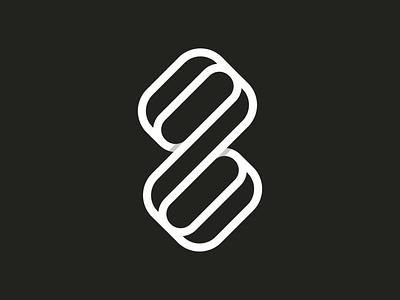 36 days of type ~ 35/36 ~ Eight vector-art icondesign lineicon illustrator icon vector 8 logo monogram logo 36daysoftype07 36daysoftype typography type