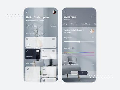 Smart home uitrends uxigers uxdesigner uidesigner uiuxdesigner uxuidesigner userexperiencedesign userinterfacedesign userexperience userinterface uxdesign uidesign uiux ux ui designapp mobileappdesign mobileapp appdesigner appdesign