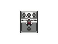 Big Muff Rocket pedal